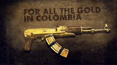 Pour tout l'or de Colombie
